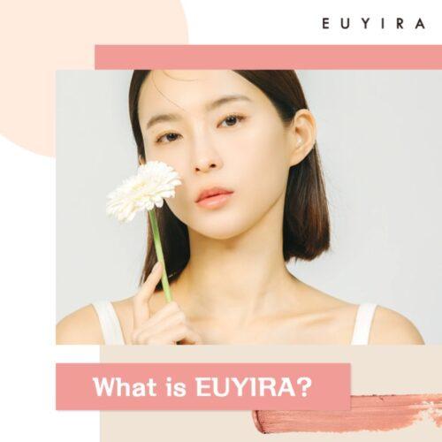 """""""美しすぎる37歳""""キム・スミさんプロデュースの韓国発ナチュラルコスメブランド『EUYIRA(ユイラ)』って知ってる?"""